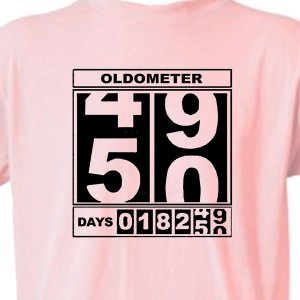 50th_BIRTHDAY_T-Shirt_OLDOMETER_PINK_Tee_-50_Year_Old_BIRTHDAY_FUNNY_TEE