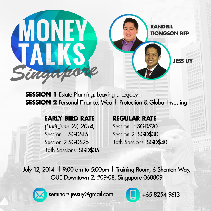 Money Talks Singapore instagram