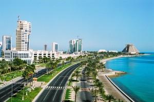 Doha city 008 state of Qatar