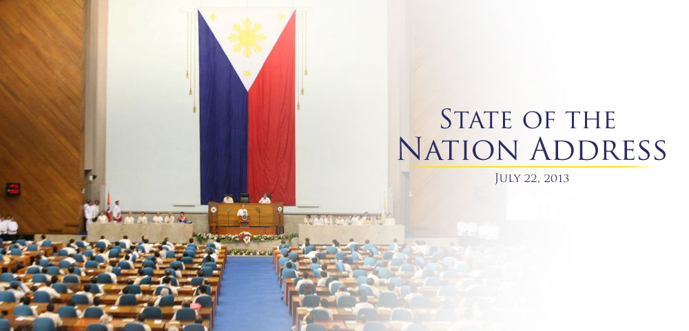 sona reflection President benigno aquino iii's 4th state of the nation address (sona): a critical reflection paper on economic planning& policy mark martin c.