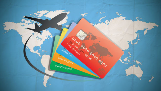 airline cards