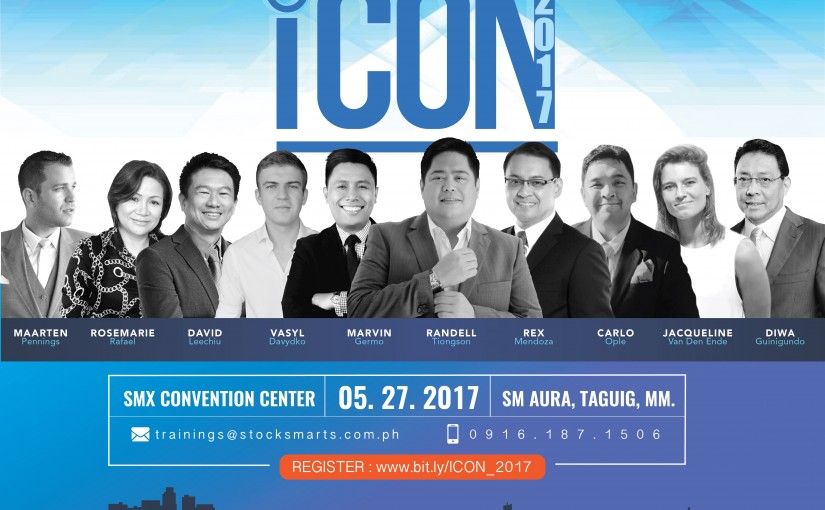 iCon2017 – an empowering investment conference