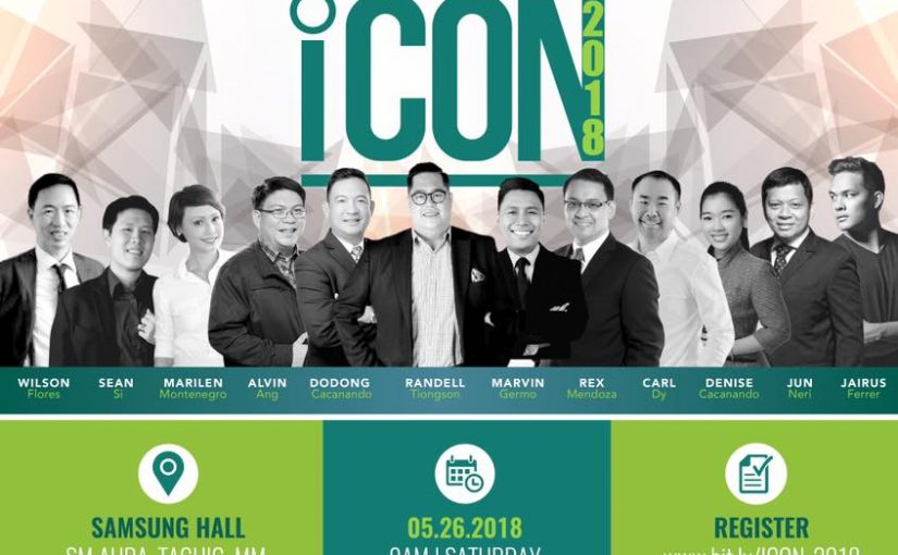 iCON2018: The empowering investment conference