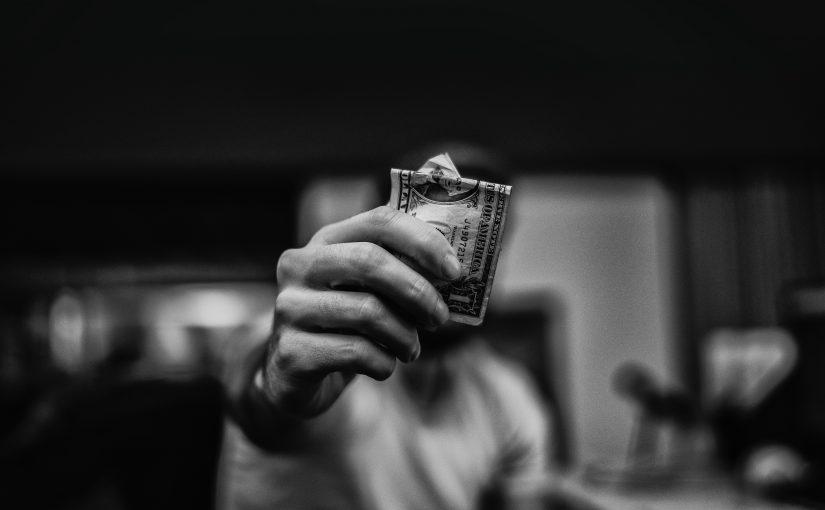 The spiritual power of wealth